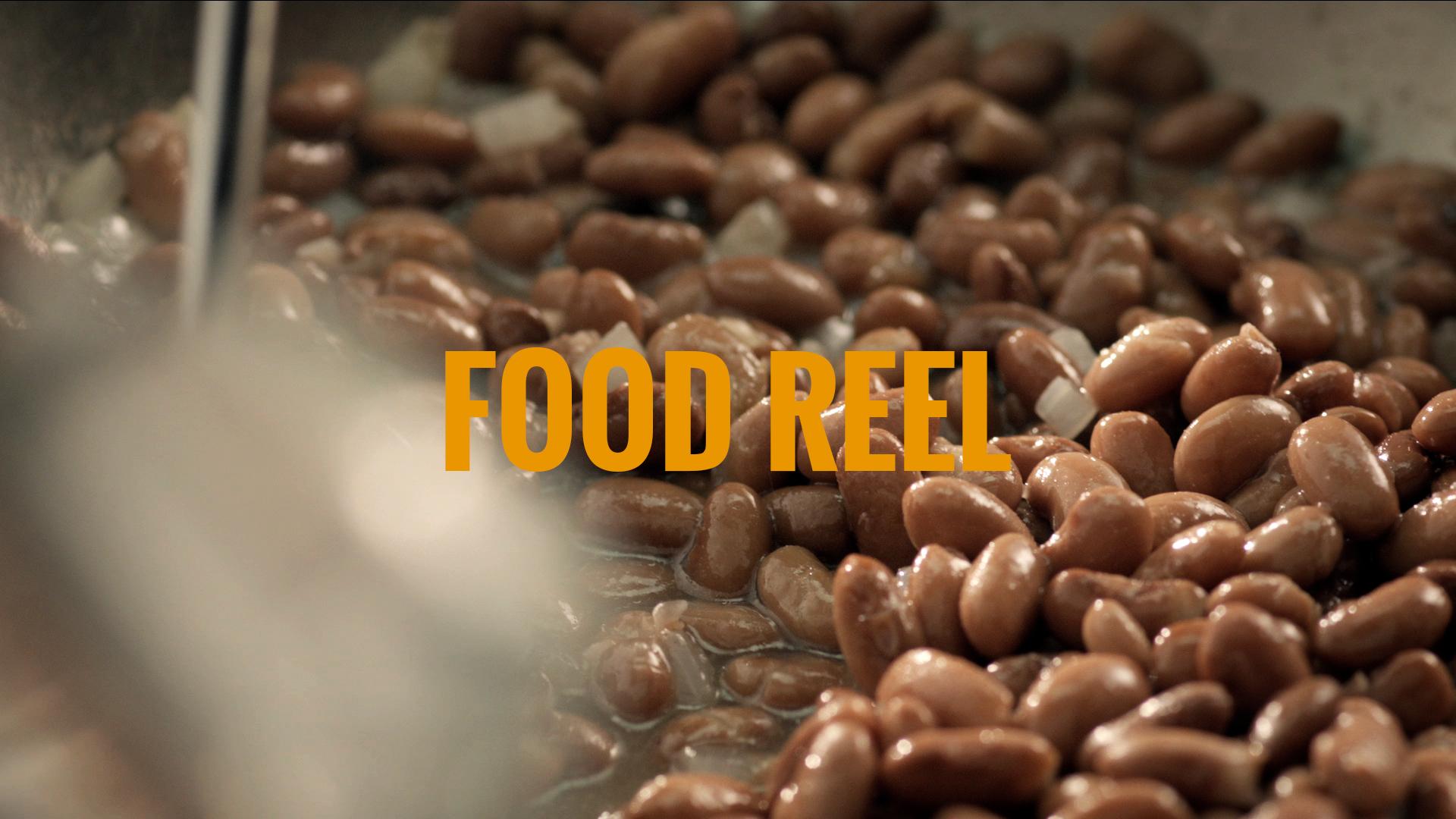 FOOD REEL