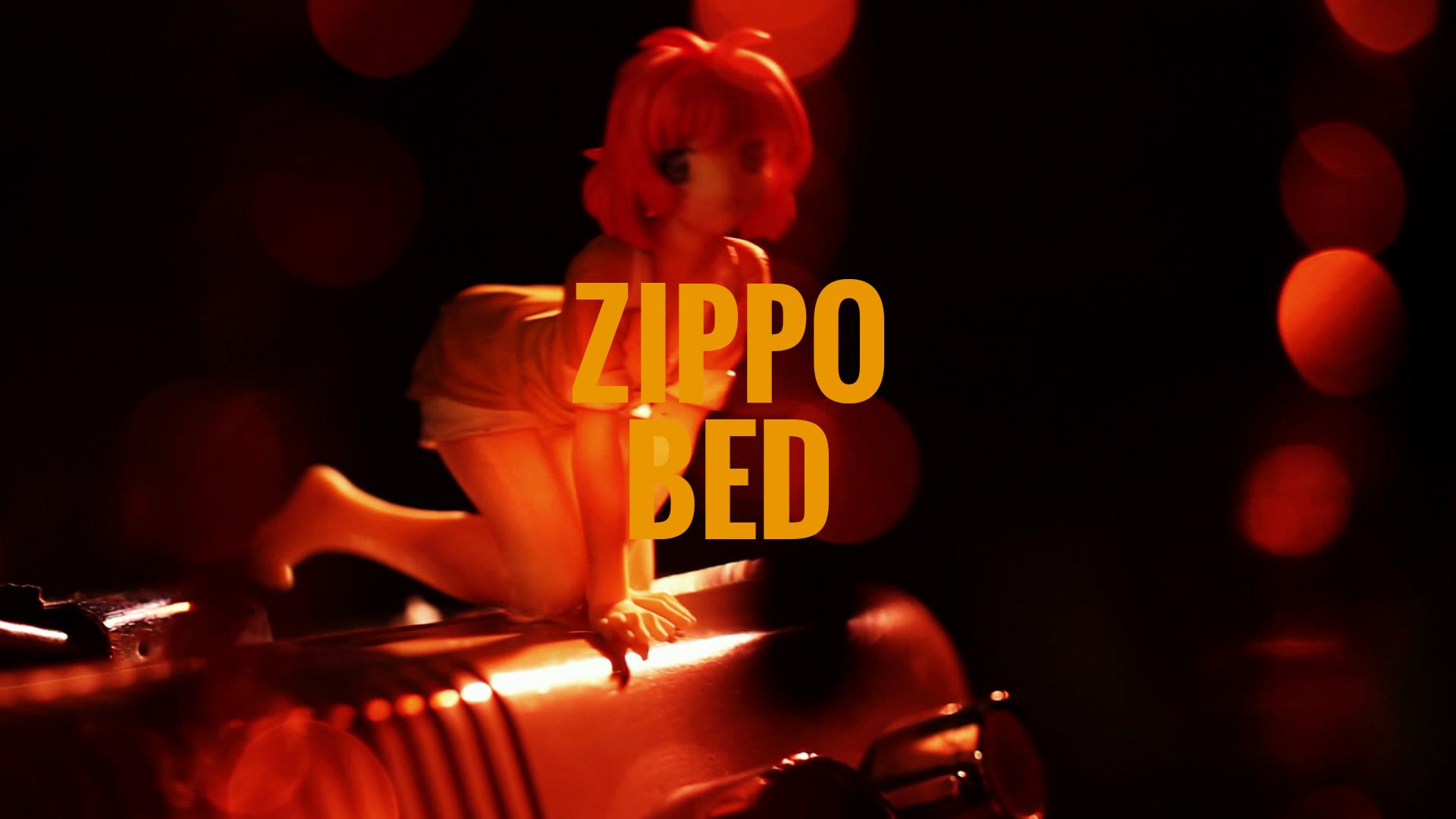 ZIPPO – BED