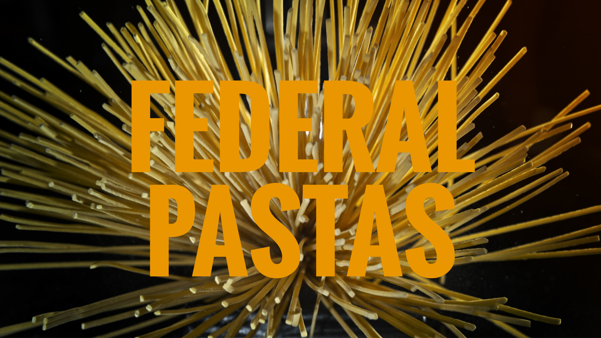 Federal – Creemos en la pasta